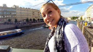 Artikelbild till Claudia Rybins vlogg