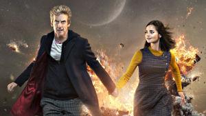 Doctor Who-sarjan yhdeksäs kausi, Tohtori (Peter Capaldi) ja Clara (Jenna Coleman)