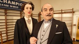 Hercule Poirot: Kissa kyyhkyslakassa, yle tv1