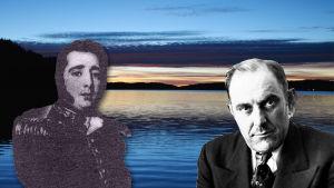 Gregor MacGregor och Victor Lustig