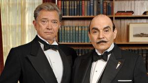 Hercule Poirot: Murhenäytelmä, yle tv1