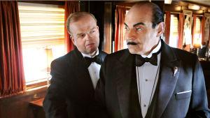Hercule Poirot: Idän pikajunan arvoitus, yle tv1