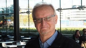 Säveltäjä Otto Romanowski.