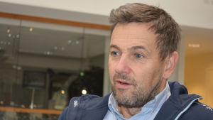 Ulf Stenman är ordförande för FSS.