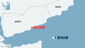 Jemen, Oman