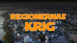 Logotyp för regionernas krig