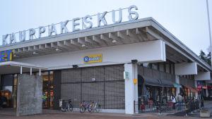Jakobacka köpcenter