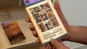 Boken Amerikanische porträts av Studs Terkel.