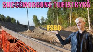 succémorgons turistbyrå, Esbo