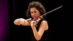 Sarah Christian Sibelius-viulukilpailussa 2015