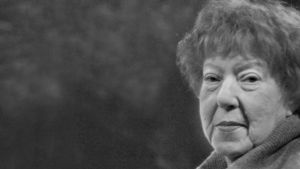 Claire Aho 1925-2015