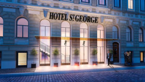 hotell St. George