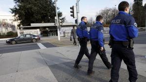 Poliser i Geneve