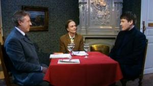 Historiska klubben diskuterar finska kriget.