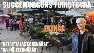 Succémorgons turistbytå: Ekenäs