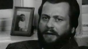 Chister Kihlman i sitt hem 1965.