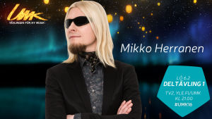 Mikko Herranen i UMK.