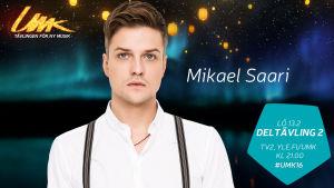Mikael Saari i UMK.