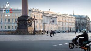 Venäläinen kaupunki