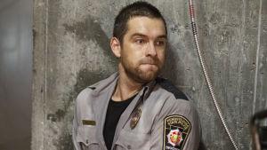 Banshee-sarjan päähenkilö, sheriffi Lucas Hood (Anthony Starr)