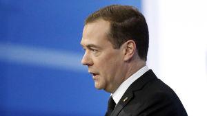 Rysslands premiärminister Dimitrij Medvedev