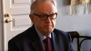 President Martti Ahtisaari