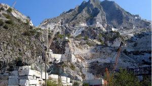 Marmor i Carrara