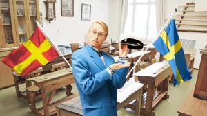 Bild för Christoffer Strandberg hörförståelse för svenskarma