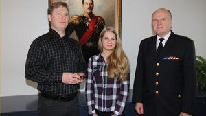 Teemu Keravuori, Niina Vartio, Jorma Lilja