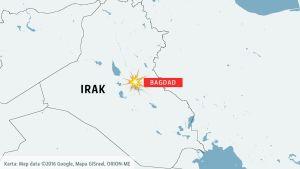 Bagdad.