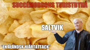 Bild för Saltvik kommunreklam av Succémorgons turistbyrå
