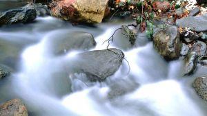 virtaava vesi, koski