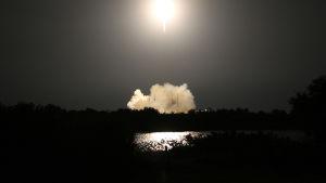 SpaceX avfyrades 5.3.2016
