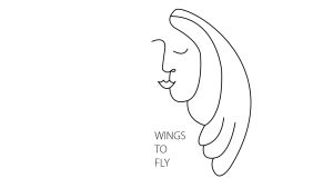 Wings to fly -logo