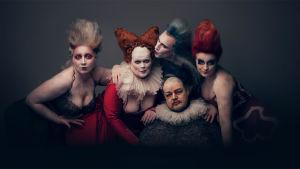 Hulttiontie -oopperan Suomen Kansallisoopperassa
