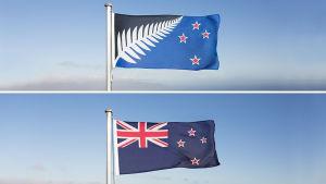 Nya Zeeland behåller sin gamla flagga
