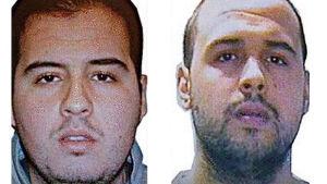 Khalid och Ibrahim el-Bakraoui