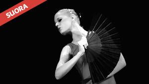 Balettitanssija.