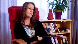 Psykologi, psykoterapeutti Pia Charpentier