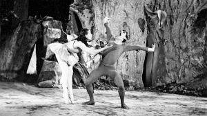 Pessi ja Illasia -balettielokuva 1954