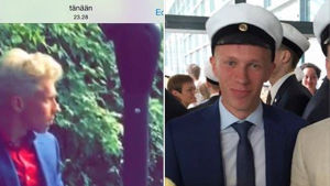 Emil Nurmi försvann 5.6.2016.
