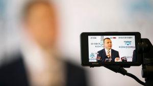 Petteri Orpo vald till Samlingspartiets ordförande