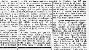 Hufvudstadsbladet den 25 maj 1882.