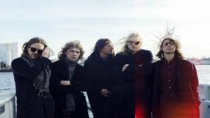 Tussilgago, svenskt rockband