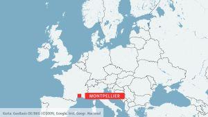 Karta, Montpellier