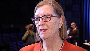 Konsthistorikern Lena Holger