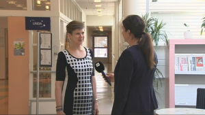 Veronica Fellman, verksamhetsledare, servicehusstiftelsen i Sibbo