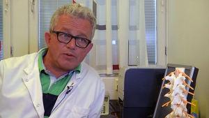 lääkäri Jukka-Pekka Kouri