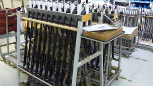 Finländska vapentillverkaren Sako