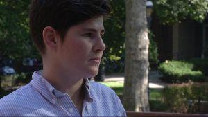 Renae Widdison, student vid Pratt Insitute
